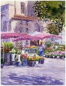 Kawasaki Aix En Provence : flower market of aix en provence kyoharu narazaki peintre pinterest flower market and ~ Medecine-chirurgie-esthetiques.com Avis de Voitures
