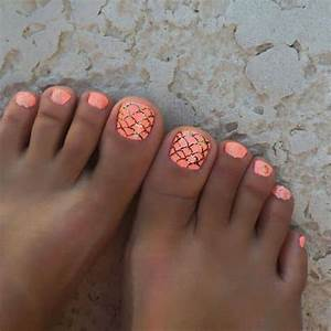 50 Cute Summer Toe Nail Art and Design Ideas for 2020