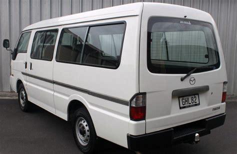new mazda van mazda e2000 2006 for sale in auckland