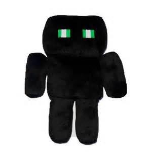 Minecraft Enderman Plush Toy