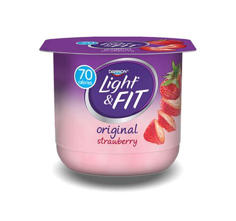 dannon yogurt light and fit nonfat yogurt light fit 174