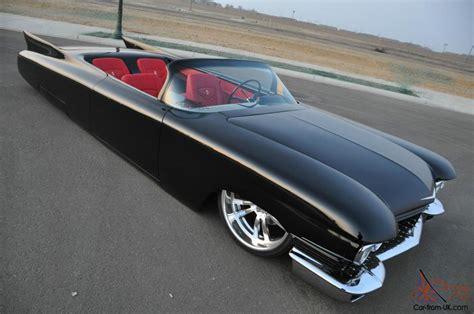 Custom 1960 Cadillac Deville 1959 1960 Rat Rod Airride Gm
