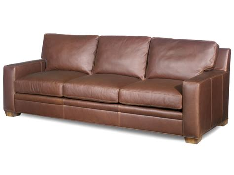 hanley leather sofa by bradington young bradington young