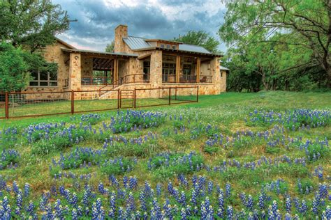 A Texas Hill Country Escape  Cowboys And Indians Magazine