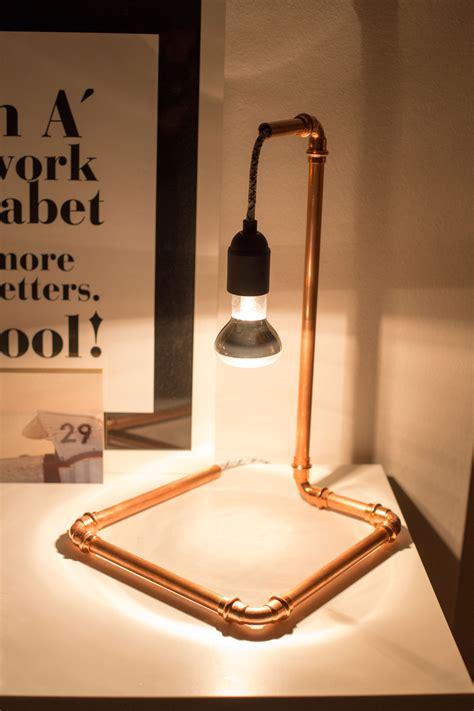 Diy Anleitung Für Kupferlampe
