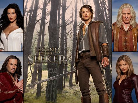 Legend Of The Seeker Wallpaper And Background  1600x1200 Id328293