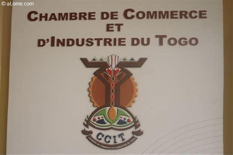 chambre de l industrie et du commerce les chambres de commerce du togo et de l algérie se