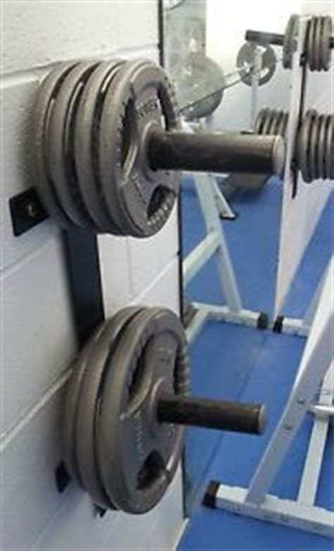 weight storage images  pinterest dumbbell rack gym  plates