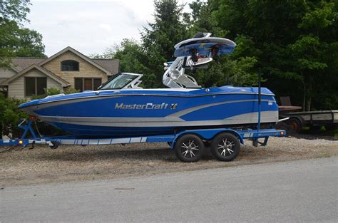 Boats For Sale Howard Ohio by 2014 Mastercraft X10 For Sale In Howard Ohio