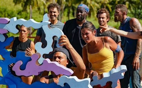 Survivor's website is glitching in a hilarious and ...