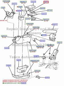 Ford Explorer Door Latch Diagram