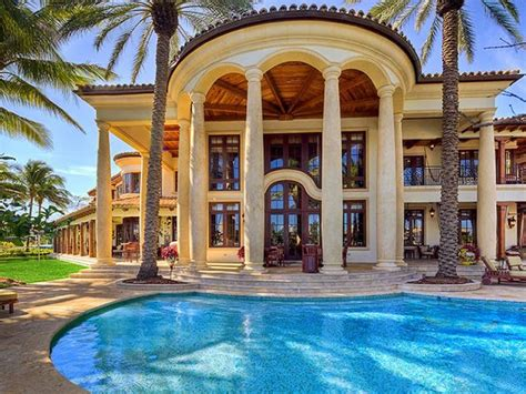 Architecture Corner Luxury Mediterranean Home, Florida
