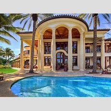 Architecture Corner Luxury Mediterranean Home, Florida