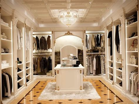 luxury walk in closets designs home design ideas