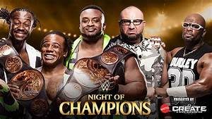 WWE Night of Champions 2015 Preview: Matchups ...