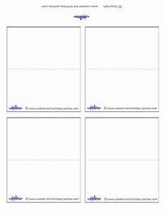 Amscan templates place cards 5 best professional templates for Amscan templates place cards