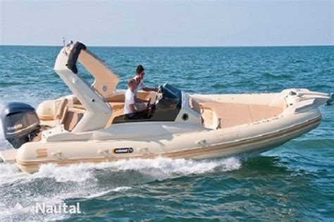 Gommoni Cabinati Solemar by Rib Rent Solemar 25 Offshore In Palam 243 S Girona Nautal
