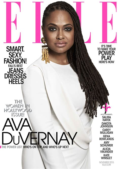 Afrolistas And The City™ Elle Magazine November 2015