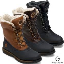 s boots uk waterproof rockport lodge trailbreaker winter boot winter waterproof mens ebay