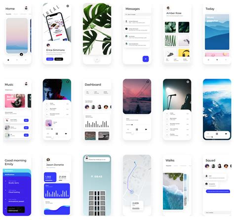 card  ui kit  invision studio uistoredesign