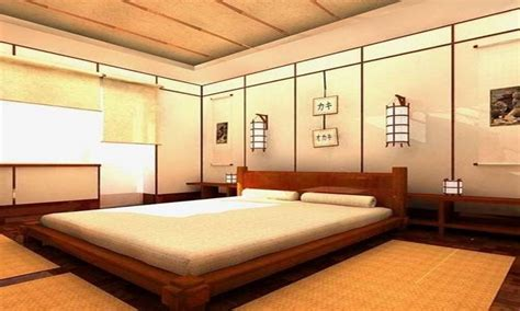 Japanese Bedroom Decor, Traditional Japanese Bedroom