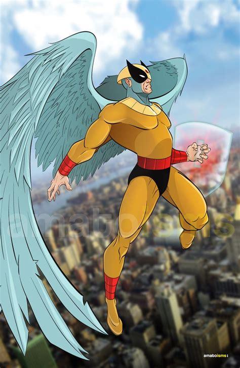 hanna barbera birdman cartoon super cartoons comic google barbara heroes characters heros harvey dibujos animation classic tv books crazy