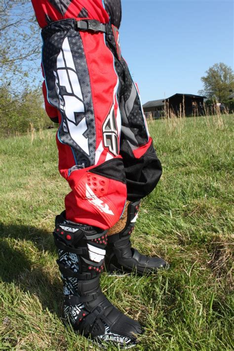 fly racing   riding gear test atv  demand