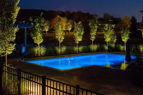 outdoor lighting around pool around pool lighting gallery and outdoor in nashville tn