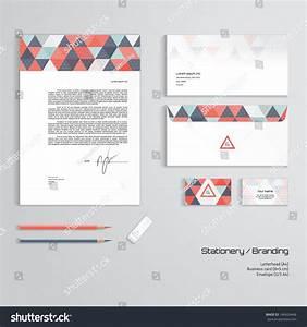 Vector Corporate Identity Templates  Multicolored