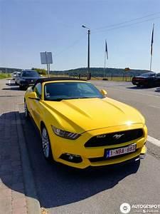 Ford Mustang GT Convertible 2015 - 21 April 2020 - Autogespot