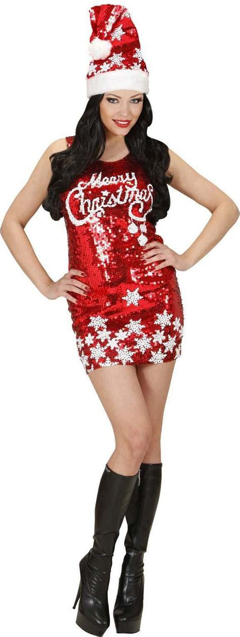 buy ladies sequin dress merry christmas christmas outfit