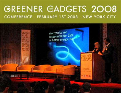 Greener Gadgets Videos… Here They Come!