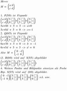 Inverse Matrix Berechnen Mit Rechenweg : spiegelung matrix spiegelung an der geraden x y 5 mathelounge ~ Themetempest.com Abrechnung