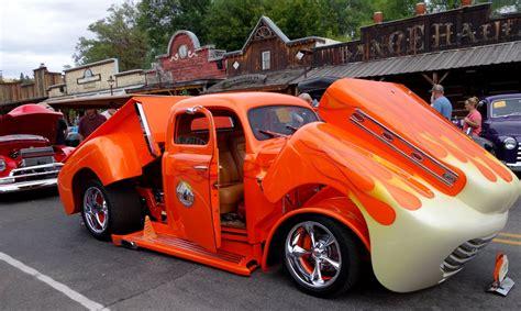 Winthrop Vintage Wheels Show