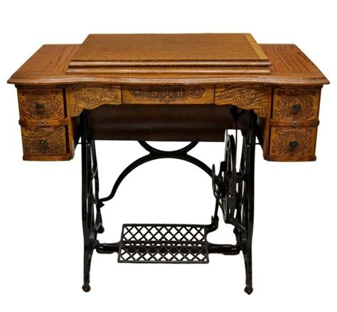 restoring kitchen cabinets vindex oak treadle sewing machine c 1900 nantucket 4799