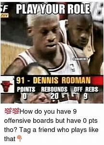 dennis rodman instagram 💯💯how do you have 9 offensive