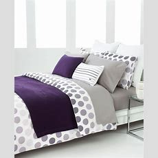 10+ Ideas About Purple And Grey Bedding On Pinterest