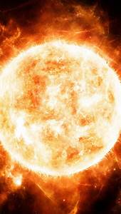 Sun Red Giant Up Close - Pics about space