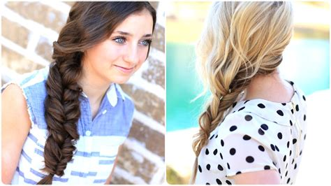 The Alternative Braid With Abby From Twistmepretty