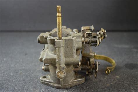 Rebuilt! 1973 Johnson Evinrude Carburetor 385814 C
