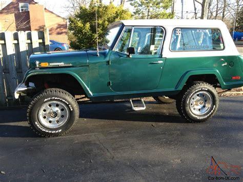 1970 jeep commando 1970 jeepster commando