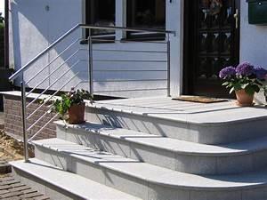 Treppengeländer Außen Holz : handlauf und treppengel nder f r au entreppen und ~ Michelbontemps.com Haus und Dekorationen