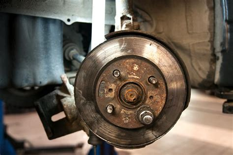 Signs Of Bad Rotors In Your Car Brakes