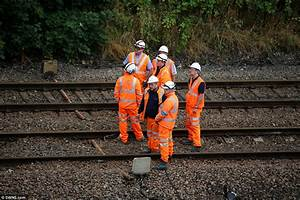 Commuters blast Network Rail after collapsed bridge caused ...