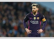 Leo Messi traded insults with Man City players in the