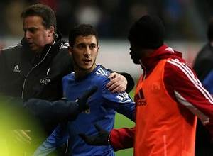 Ball boy-gate: Players back Hazard over scuffle · The42
