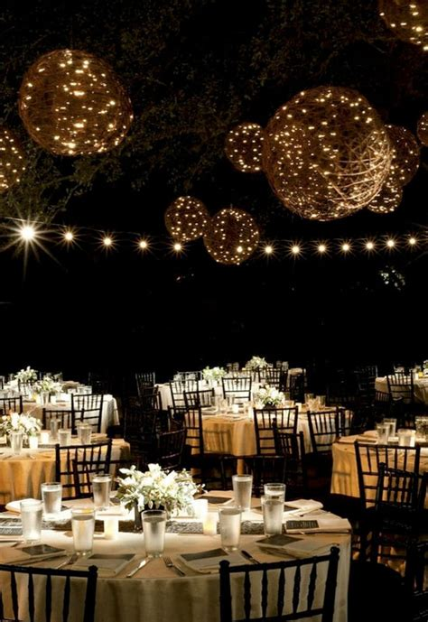 wedding reception lighting ideas something borrowed