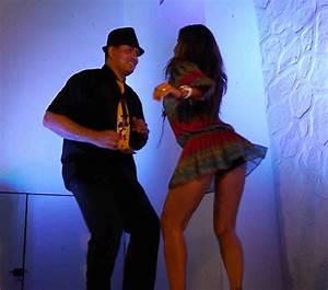 Colombiana Bailando Reggaeton Related Keywords ...