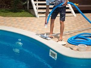 Peinture Pour Piscine : conseils pour acheter une piscine et l 39 entretenir ~ Nature-et-papiers.com Idées de Décoration