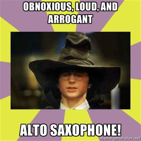 Saxaphone Meme - saxophones music lover memes